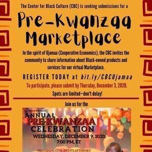 Marketplace flyer