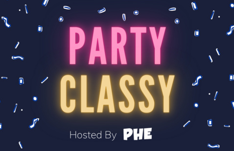 Party Classy - Peer Health Education Workshop
