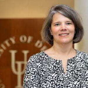 Dr. Jennifer Horney, PhD, MPH, CPH, Professor and Founding Director of the Epidemiology Program