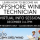 Info Session: Earn Your Offshore Wind Technician Certificate