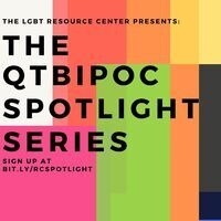 QTBIPOC Spotlight Series: Film Festival