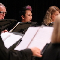 UCR Department of Music: Wednesday@Noon Concert. UCR Choral Society and UCR Chamber Singers