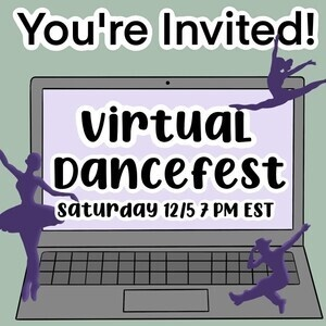 Virtual Dancefest 2020