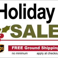 UNMC Bookstore Holiday Promotion