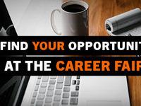 Spring 2021 Virtual Career Fair Day 1