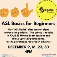 ASL Basics for Beginners