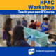 HPAC Workshop: Teach your own R'Course