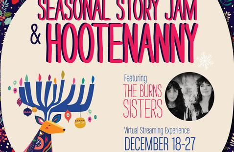 Seasonal Story Jam & Hootenanny