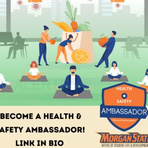 OSLD Health & Safety Ambassadors