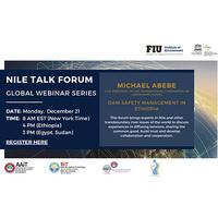 Nile Talk Forum 3 - Dam Safety Management in Ethiopia