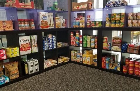 Pacific Food Pantry Holiday Drive