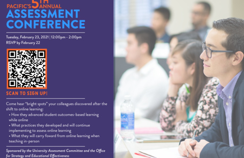 Pacific's 5th Annual Assessment Conference