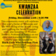 Kwanzaa Celebration at the Betty Shabazz Cultural Center
