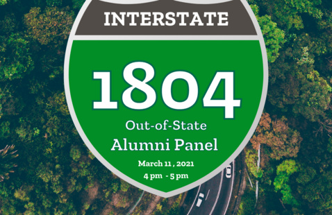 Interstate 1804: Out-of-State Alumni Panel