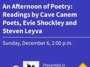 An Afternoon of Poetry: Readings by Cave Canem Poets