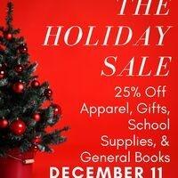 UMC Bookstore Holiday Sale