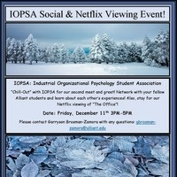 IOPSA LA | Social and Netflix Viewing Event