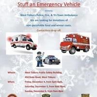 Stuff an Emergency Vehicle