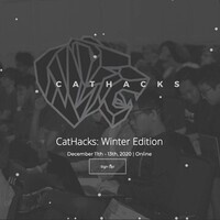 CatHacks: Winter Edition Hackathon