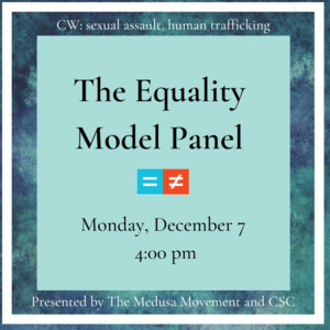 The Equality Model Panel