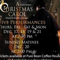 "Seraphim Theatre Presents: ""A Christmas Carol"""