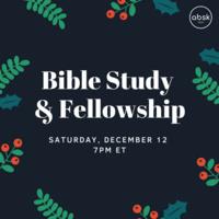 Grad Bible Study and Fellowship