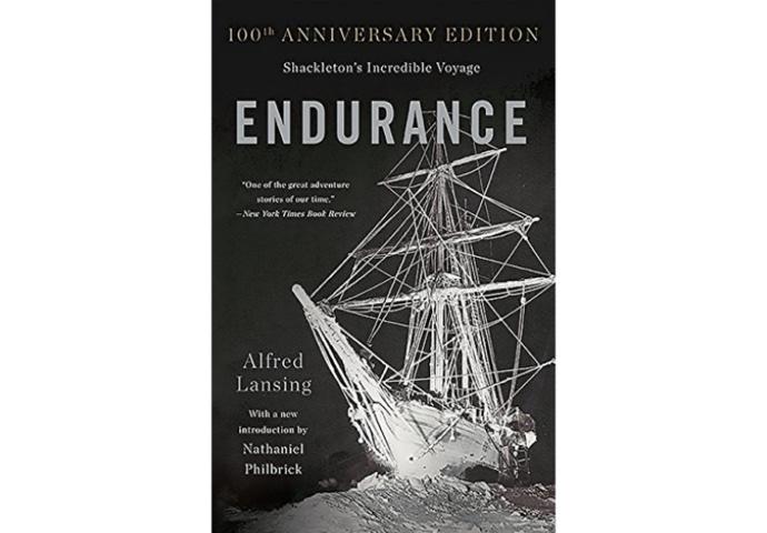 WashU Libraries Virtual Book Club: 'Endurance'