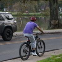 Bike the Levee