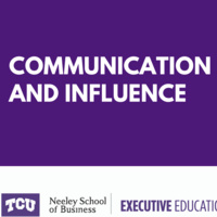 Communication and Influence