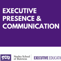 Executive Presence and Communication