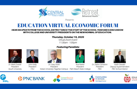 CPBCC: Education Virtual Economic Luncheon