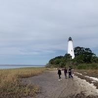 St. Marks Wildlife Refuge Lighthouse Bike