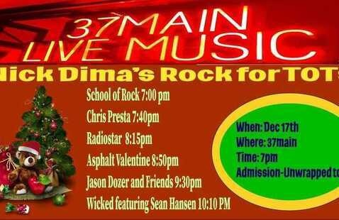 Rock for Tots