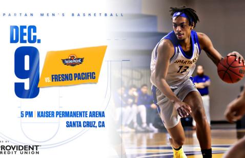San Jose State Men's Basketball vs. Fresno Pacific