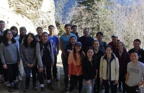 Christians On Campus: Meet-n-Greet