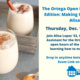 The Ortega Open Hours Special Edition: Making Coquito with Alisa