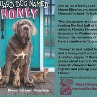 Family Read-Along: A Guard Dog Named Honey