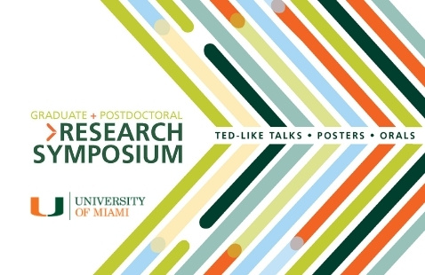 Graduate and Postdoctoral Research Symposium