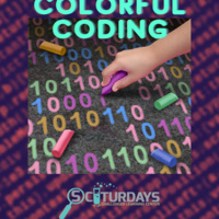 Sciturday - Colorful Coding