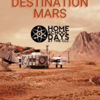 Home School Days - Destination Mars (In Person)