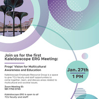 Kaleidoscope employee resource group graphic