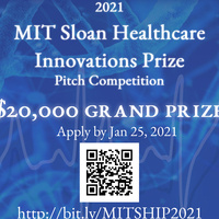 MIT Sloan Healthcare Innovations Prize (SHIP) Pitch Competition