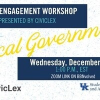 Civic Lex: Local Government and the Budget