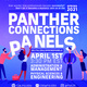 Panther Connections Panel: Administration & Management and Physical Sciences & Engineering