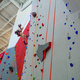 Climb the Wall at the Climbing Center