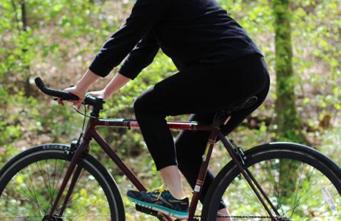 Greenway Biking