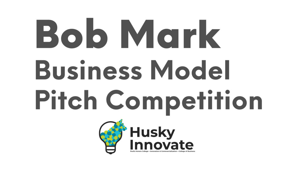 Bob Mark Business Model Pitch Competition