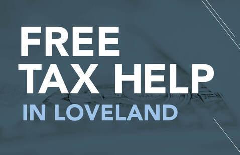 Free Tax Help in Loveland