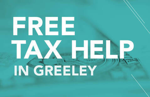Free Tax Help in Greeley
