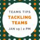 Teams Tips | Orientation